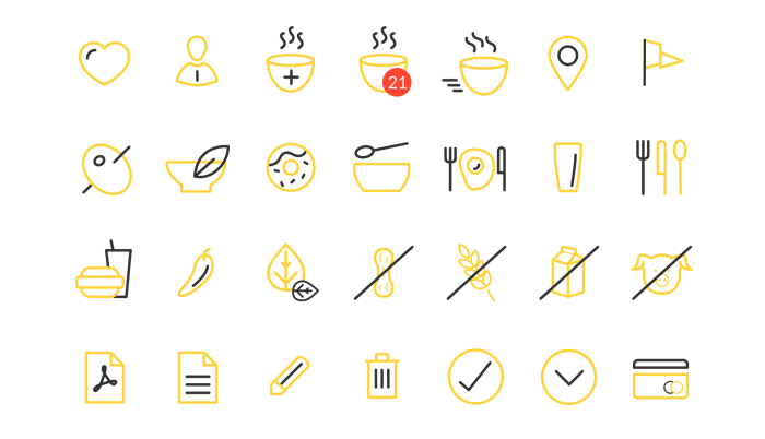 lunchuno-icons